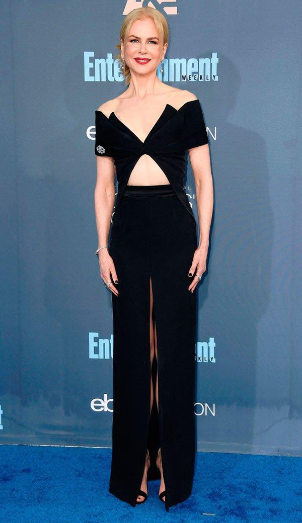 Nicole Kidmann de Brandon Maxwell