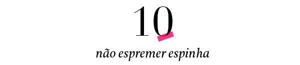 10 hábitos de beleza que você precisa incluir na rotina