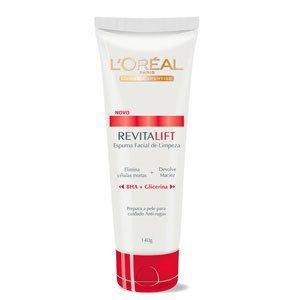sabonete facial espuma de limpeza