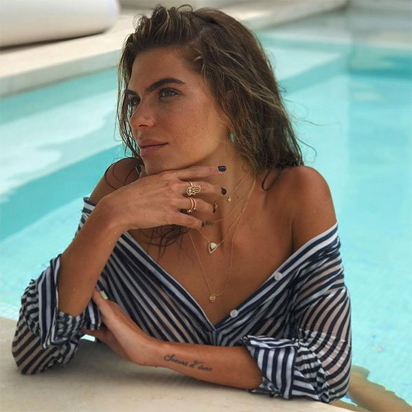 Mariana Goldfarb look