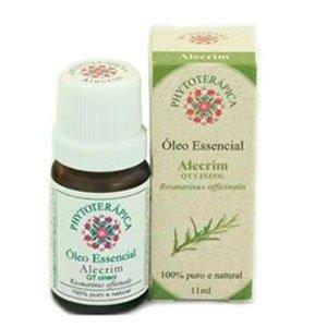 óleo essencial alecrim