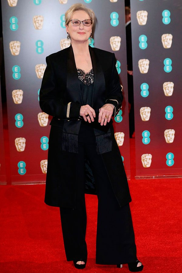 Meryl Streep usa Givenchy