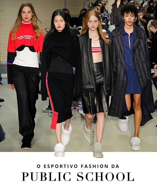 public fashion nyfw 2017