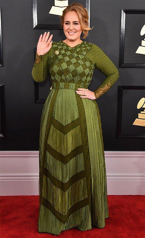 Adele look