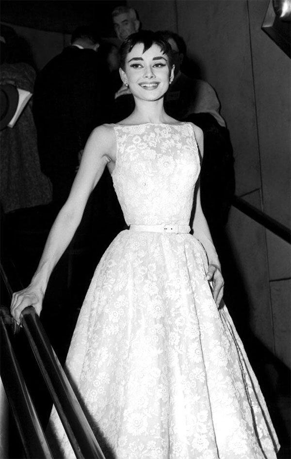 Audrey Hepburn  veste Givenchy
