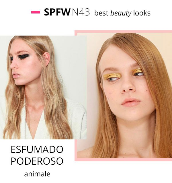 69fe3d79cea SPFW best beauty looks  day 1 » STEAL THE LOOK