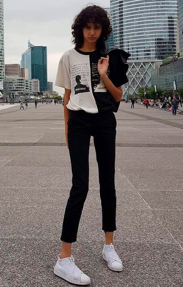 fernanda oliveira look skinny jeans