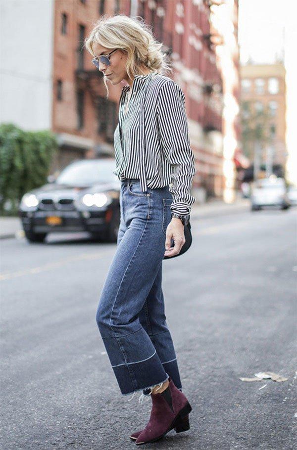 Street style look Mary Seng
