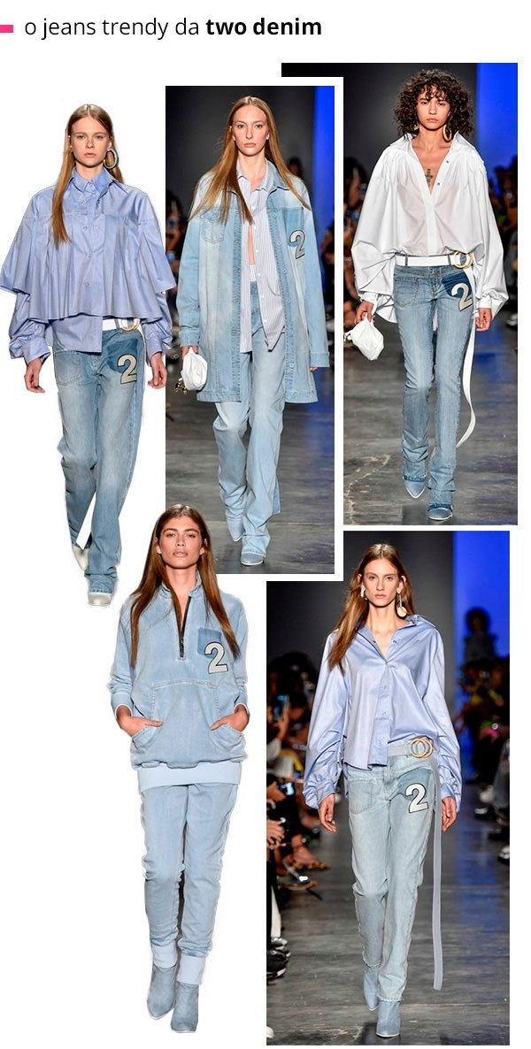 two denim spfw 2017