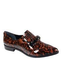 Animal Print loafer