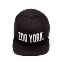 Boné Zoo York Snapback Bordado Preto