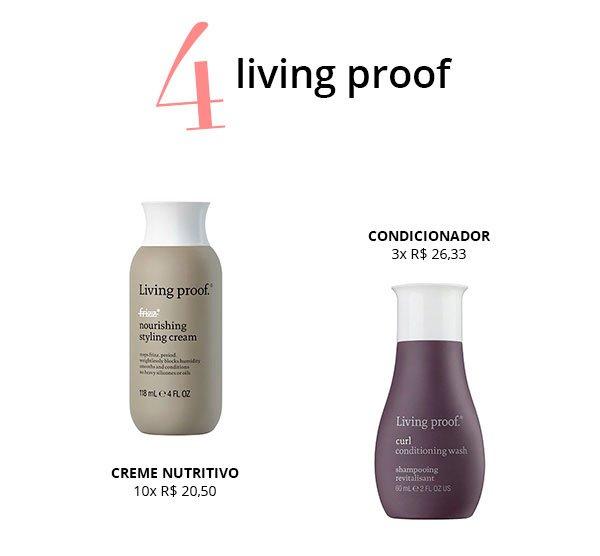 living proof cabelo