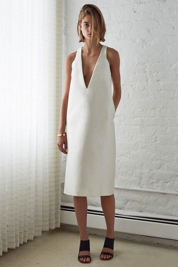look minimalista