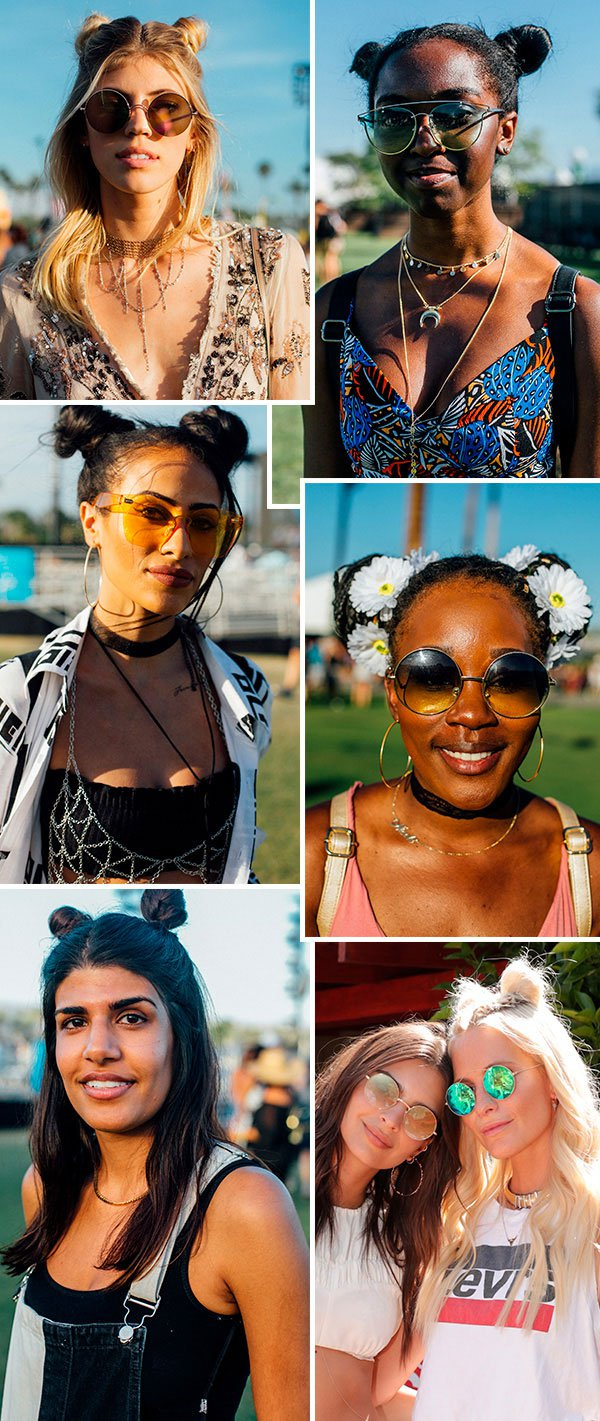 Hair Trend: Space Buns
