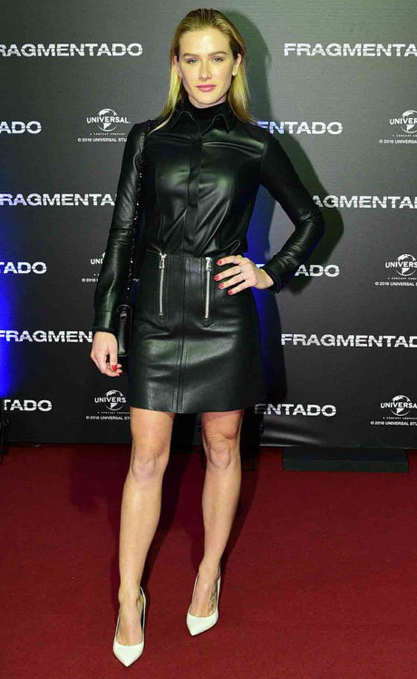 Fiorella Matheis Black Leather