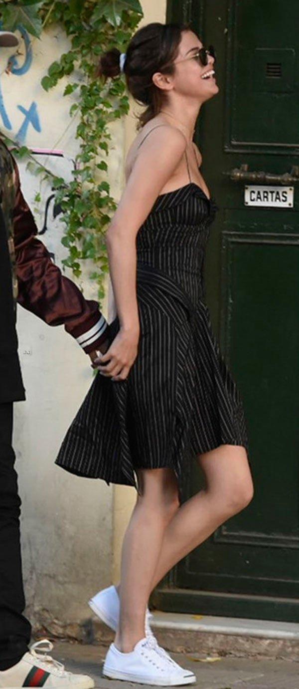 Selena Gomez vestido