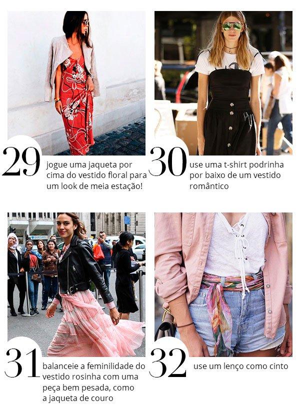 32 dicas de styling pra testar nesse mês