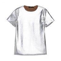 Camiseta Suede Foil