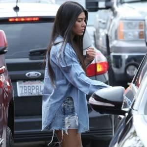 A Kardashian Mais cool da familia » STEAL THE LOOK