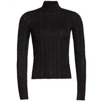 turtleneck lurex