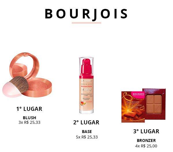 bourjois top 3
