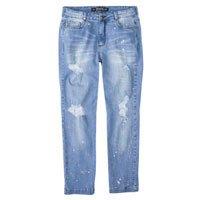 Calça Jeans Feminina Hering Special Denim Boyfriend