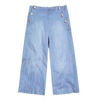 Calça Jeans Na Base Tokyo Com Modelagem Pantacourt Dzarm