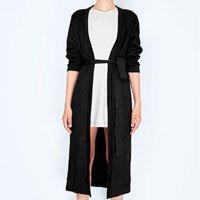 casaco alongado