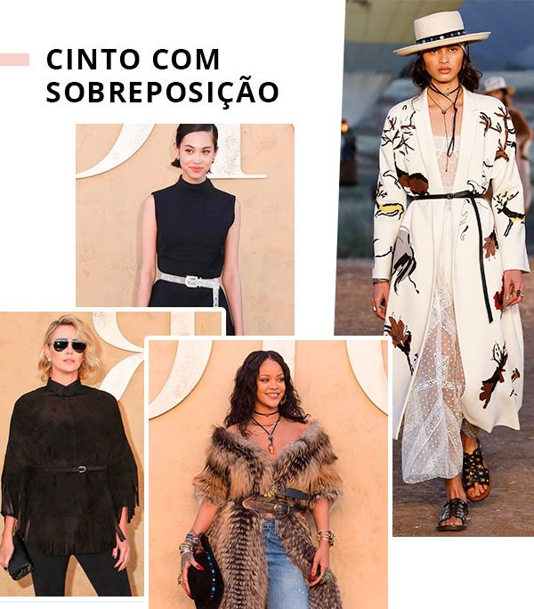 5 trends que vão seguir em alta segundo a Dior