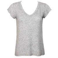 t-shirt cinza