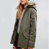 coat verde
