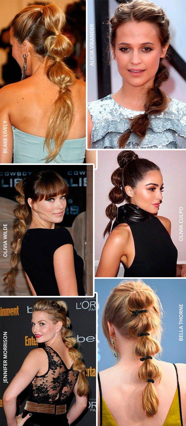 O penteado fácil que é queridinho das celebs