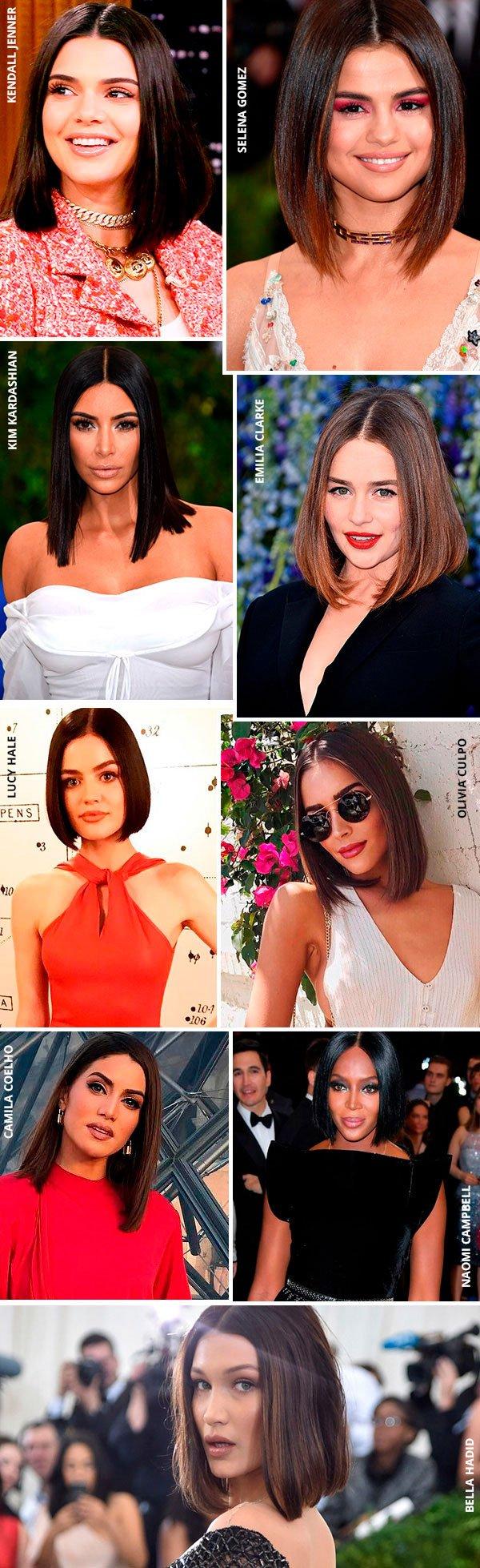 O Hairstyle que conquistou as celebs