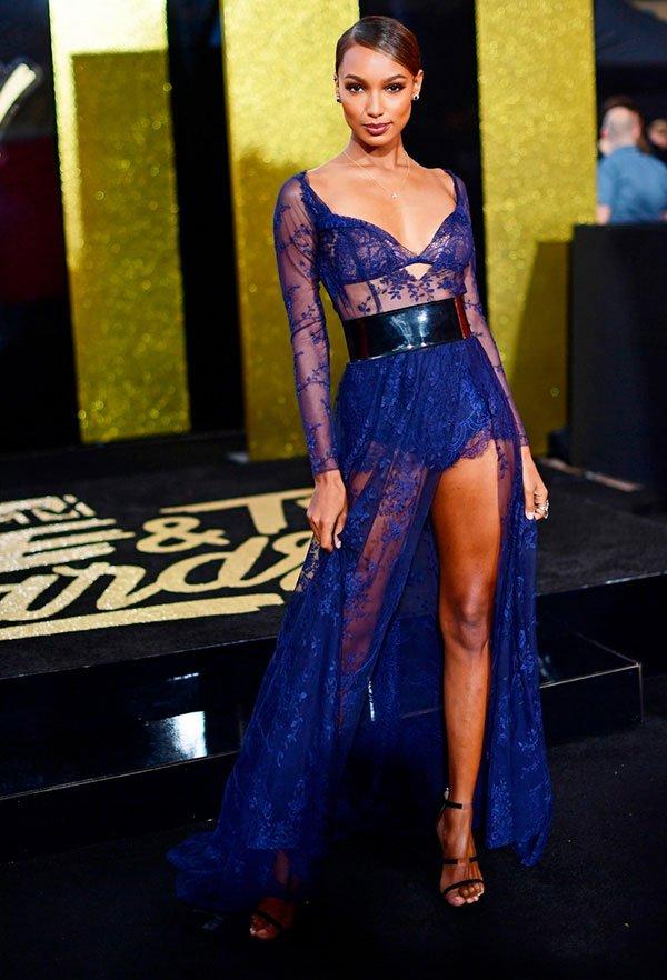 Os melhores looks do MTV Movie Awards: jasmine tookes