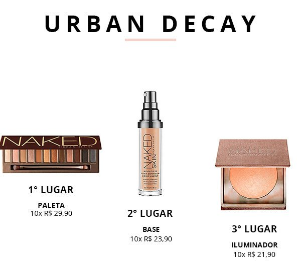 urban decay top 3