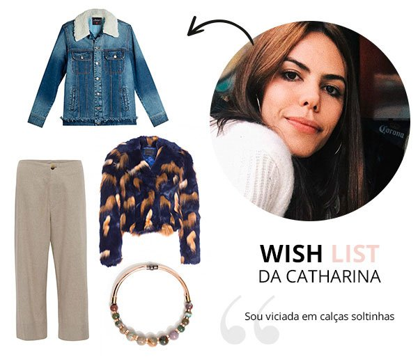 WIsh List de Maio de catharina dieterich