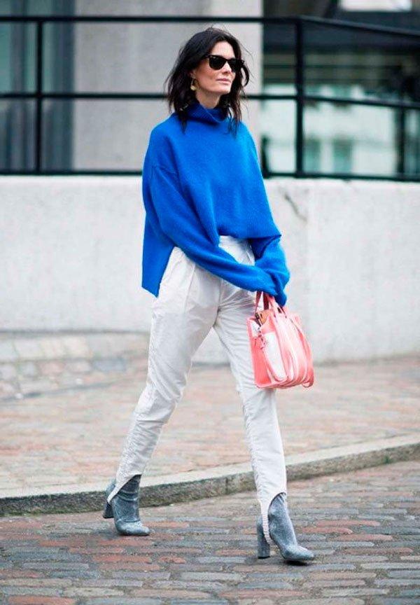 da5643493 10 maneiras de usar branco no inverno » STEAL THE LOOK