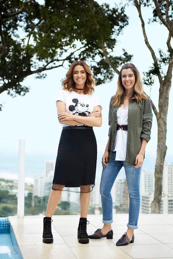 Camila Coutinho e Gio Antonelli