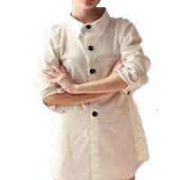 Camisa Avedon Tamanho: 40 - Cor: Branco