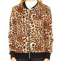 jaqueta animal print