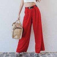 Red Pantalona
