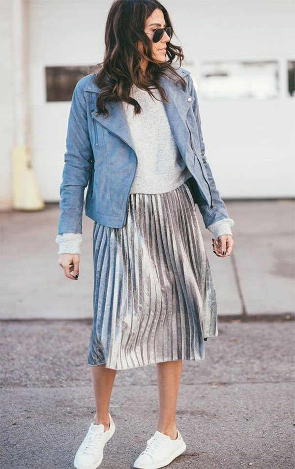 Como Usar Saia Midi Como Uma Fashion Girl 187 Steal The Look