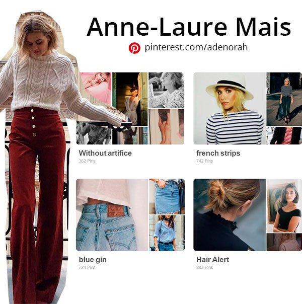 5 bloggers francesas pra seguir no pinterest » STEAL THE LOOK 96297a4a971