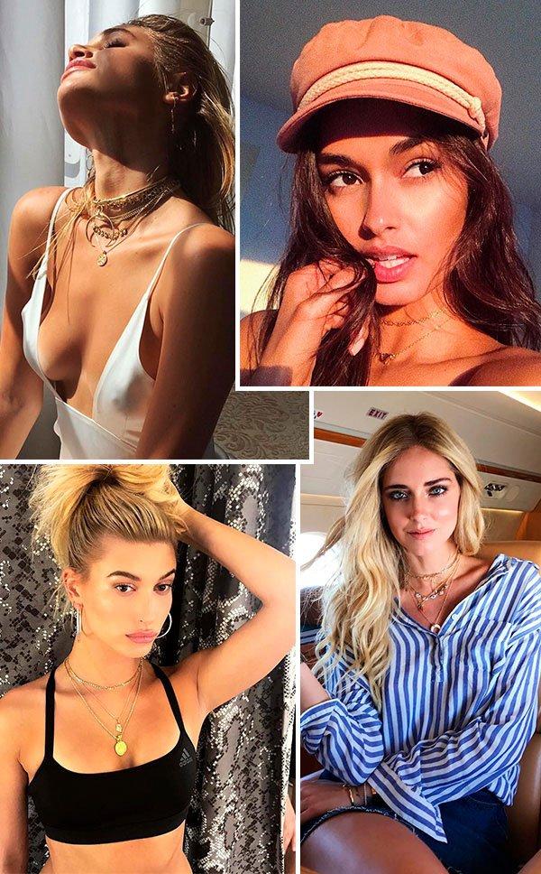 A maior mania de acessórios das fashion girls