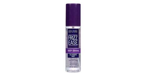 SPRAY DE BRILHO ANTI FRIZZ: