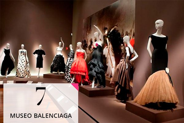 Os museus de moda mais importantes do mundo