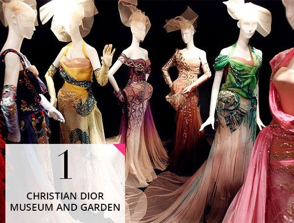 Os museus de moda mais importantes do mundo