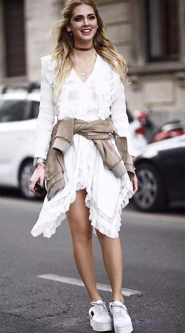 Street style look.