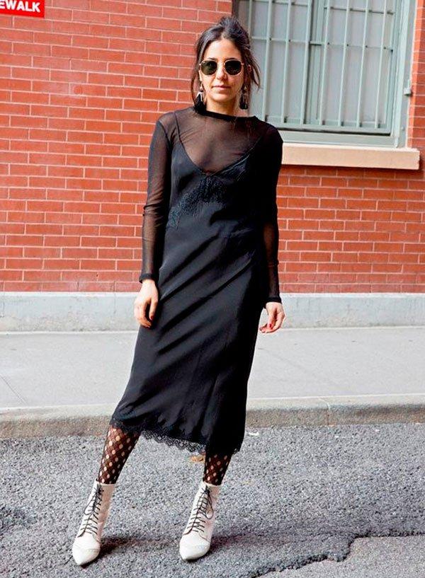 5dc268752eb 7 Maneiras De Usar Vestido No Frio » STEAL THE LOOK
