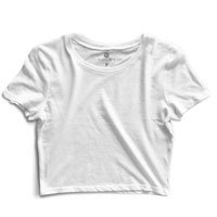 t-shirt cropped